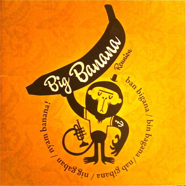 big banana reunion